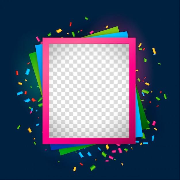 Frame Birthday Vectors Photos And PSD Files Free Download