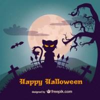 halloween template free download