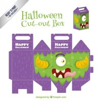 halloween design cut outs