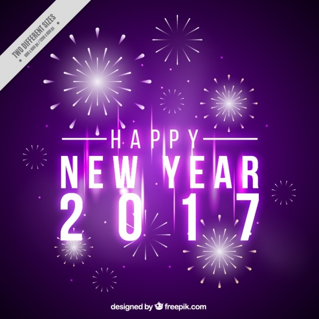 purple new year backgrounds