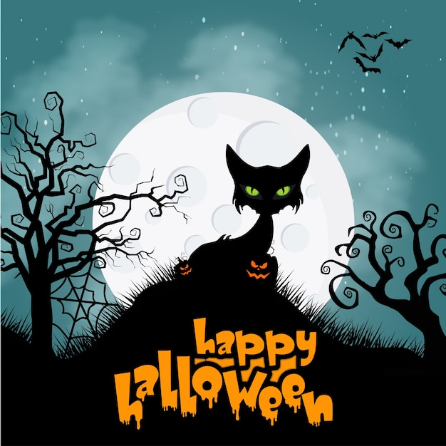 1080x1920 pin on hella phone wallpapers. Halloween Cat Images Free Vectors Stock Photos Psd