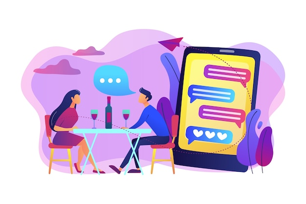 dating sites subsequent to divorce proceeding