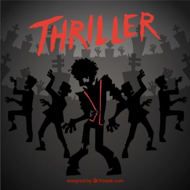 Michael Jackson thriller background Vector   Free Download Michael Jackson thriller background Free Vector