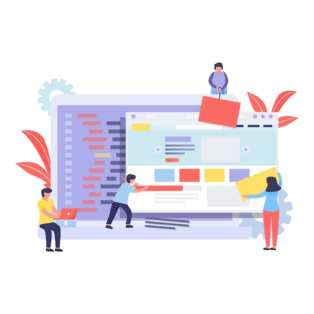 How to create your own website-2021