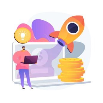 Free Vector | Online business abstract concept illustration. business  opportunity, online startup, ecommerce platform, internet marketing, social  media sales, promotion, digital agency