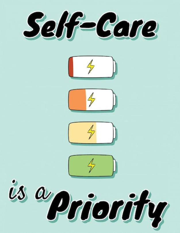 Self care is a priority - use these 10 COVID self care tips