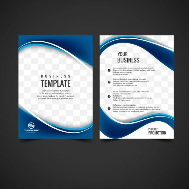Tri Fold Brochure Pocket