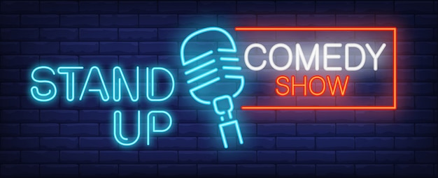Posters Stand Show Comedy