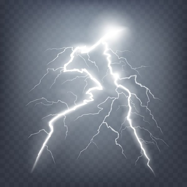Lightning Bolt Vectors Photos and PSD files Free Download