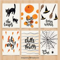 clever halloween greetings