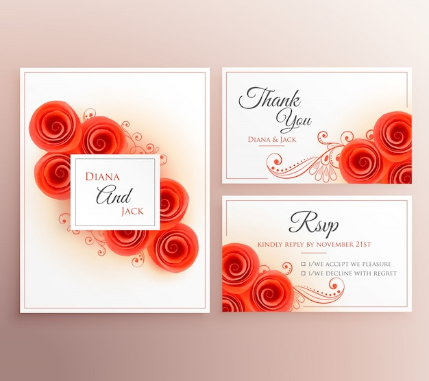Wedding Invitations With Rsvp Cards Included For Possessing Drop Dead Invitation Card Design By A Smart Idea 4