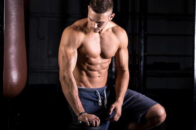 problèmes musculaires sportifs, atrophie et crampes