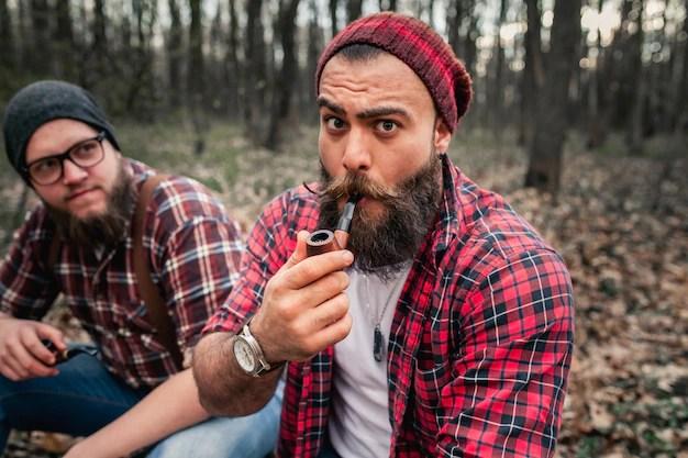 Resultado de imagen de lumberjack beard