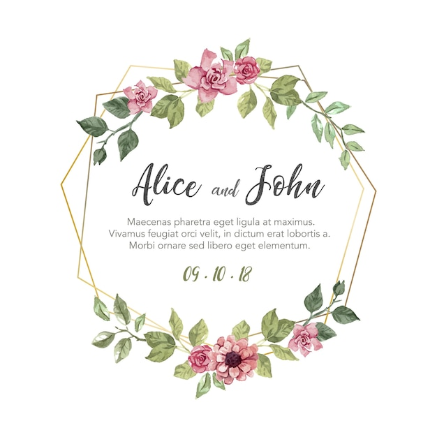 Country Wedding Cards