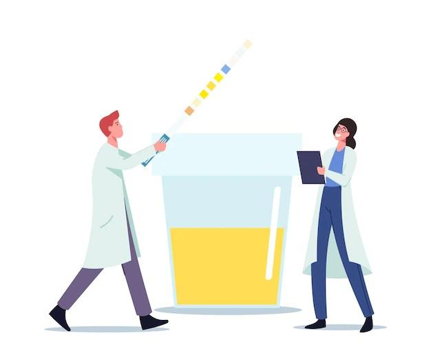 coleta de urina antidoping
