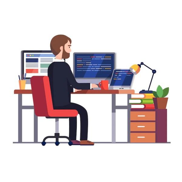 Código de escrita do engenheiro programador profissional ...