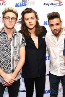 One Direction   GALA de Niall Horan  Harry Styles  Liam Payne und Louis Tomlinson von  One  Direction