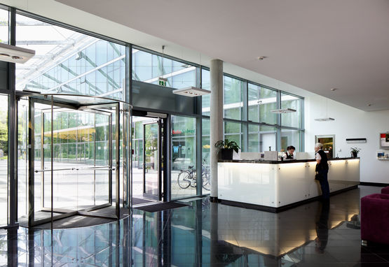 automatic doors convenient and safe