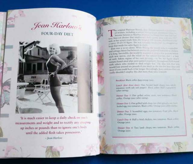 Vintage Secrets Hollywood Diets And Fitness