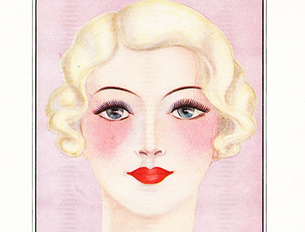 History Of 1930s Makeup 1930 To 1939