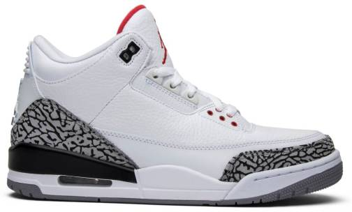 Air Jordan 3 Retro 'White Cement' 2011