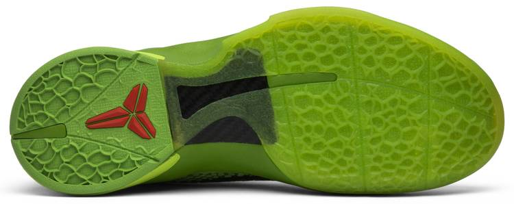 Nike Zoom Kobe 6 'Grinch'