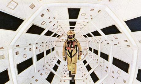 2001: Uma Odisséia no Espaço de Stanley Kubrick