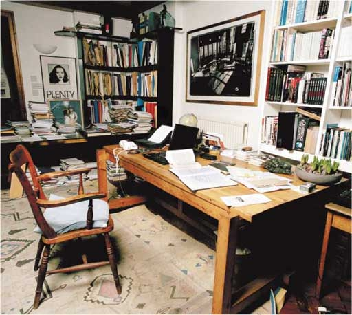 David Hare study