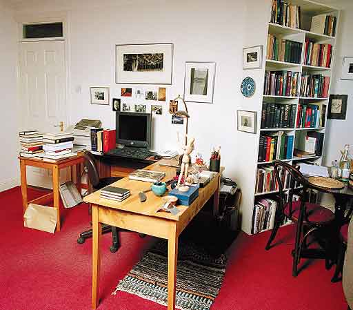 John Banville for Writers' Rooms