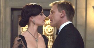 Casino Royale: Bond & Vesper Lynd
