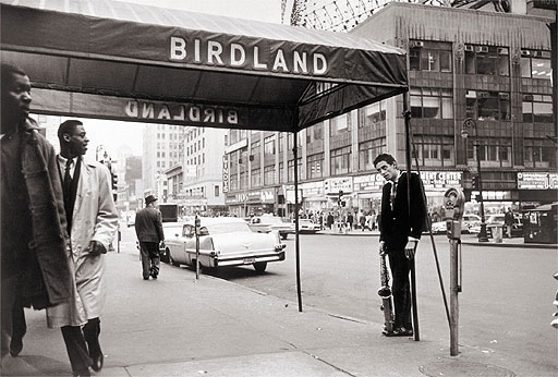 Birdland by William Claxton