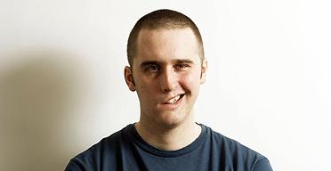 Jon Kelly's face
