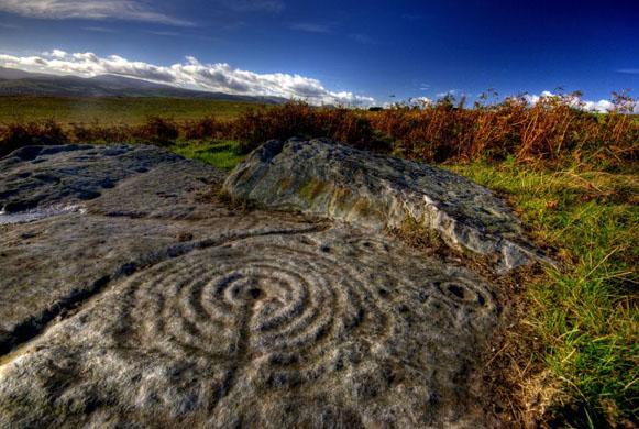Gled Law, Northumberland