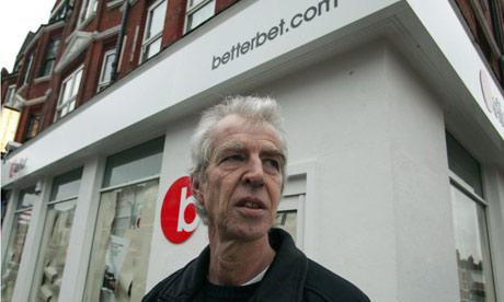 Anti-betting shop campaigner Peter Lorimer