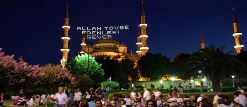 Türkiye'de kaç milyon oruç tutyor anketi