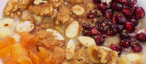 Muharrem ayının özel tatlısı 'Aşure' TARİF