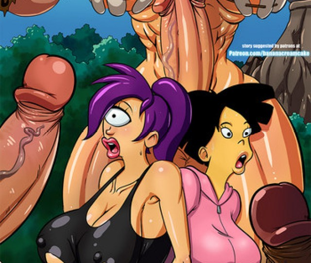 Parody Futurama Archives Hd Porn Comics