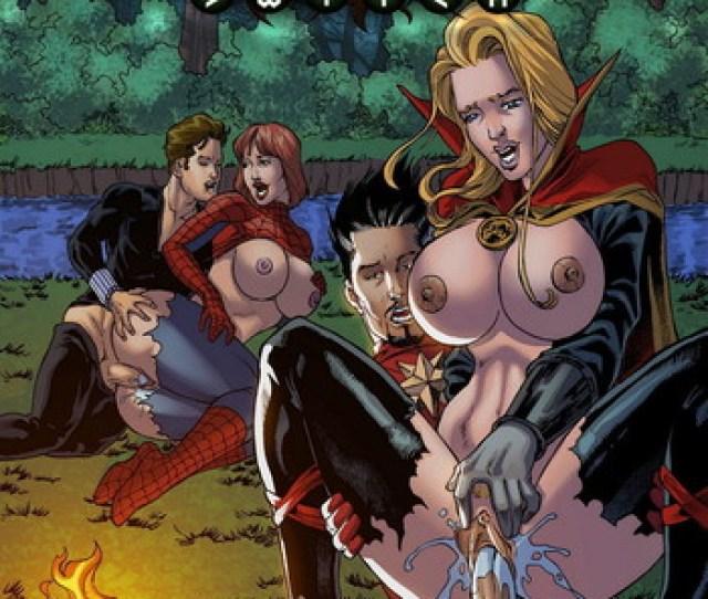 Parody The Avengers Archives Hd Porn Comics