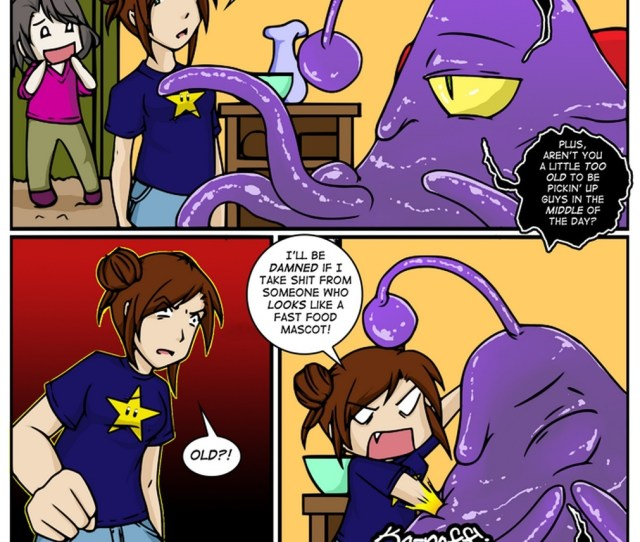 Porn Free Tentacle Monster