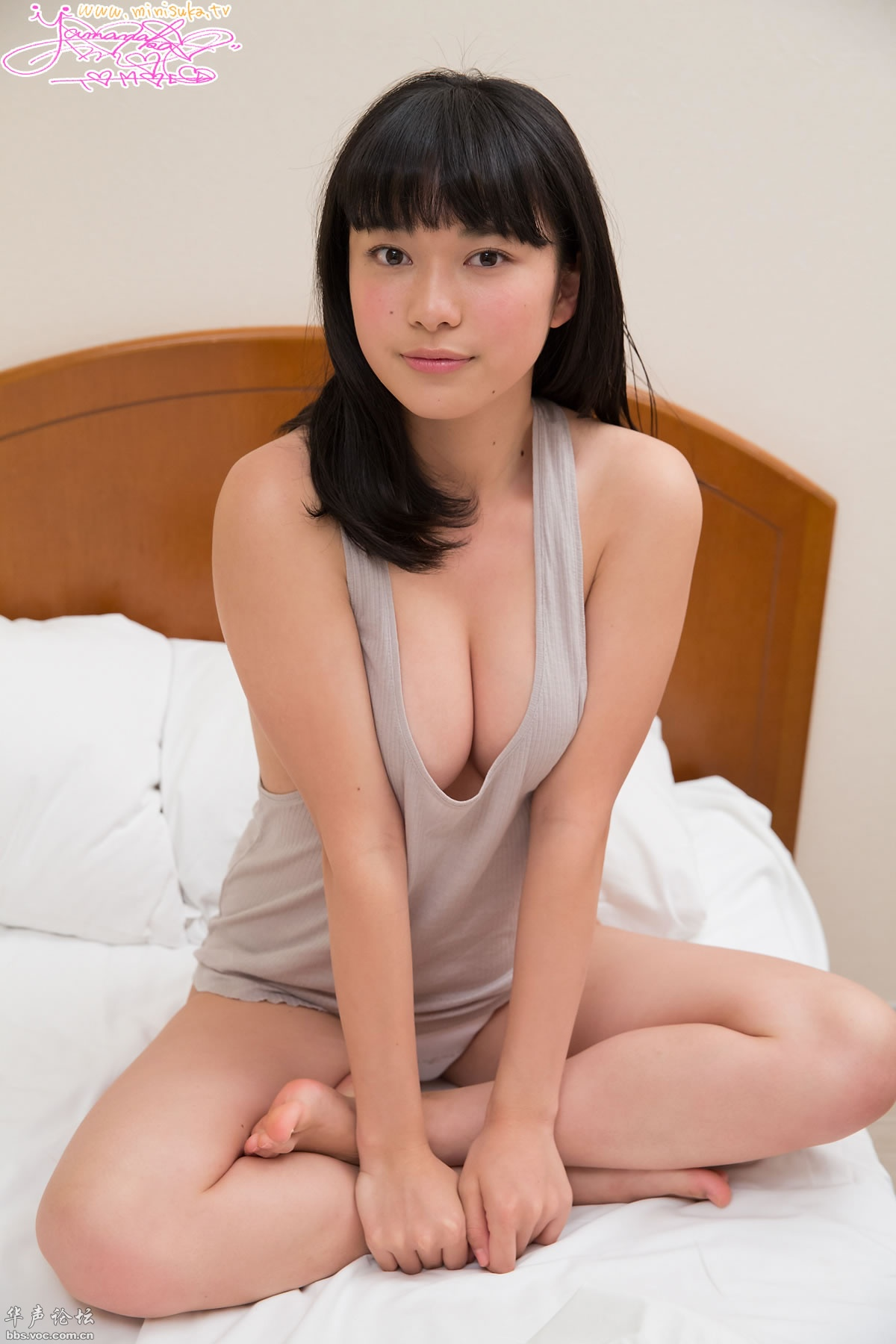 She junior jav idol spreading pussy