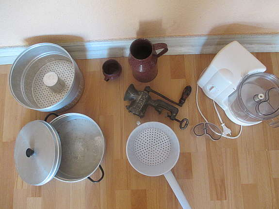 General Technic Küchenmaschine 2021