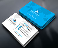Corporate Business Card 16