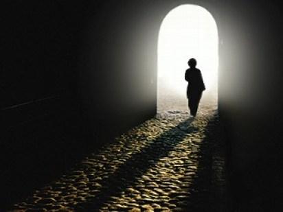 Perjalanan menuju ujung cahaya