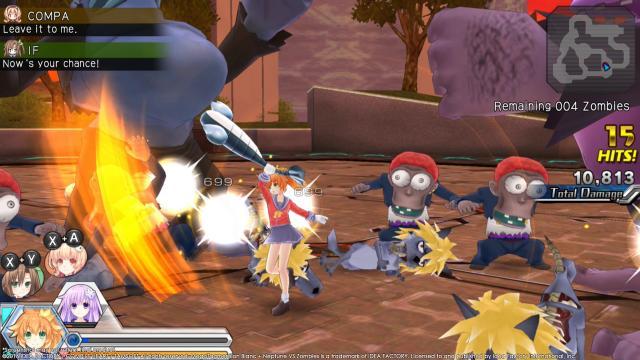 35366832785037034345 thumb - MegaTagmension Blanc Neptune VS Zombies Neptunia-DARKSiDERS