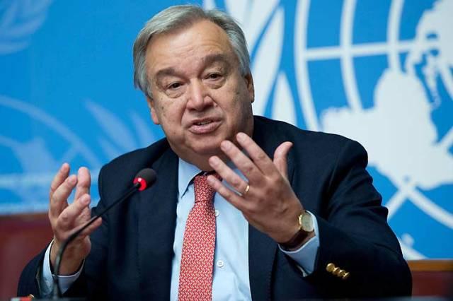 El Secretario General de la ONU urge a las naciones asiáticas a invertir contra la inequidad y el cambio climático