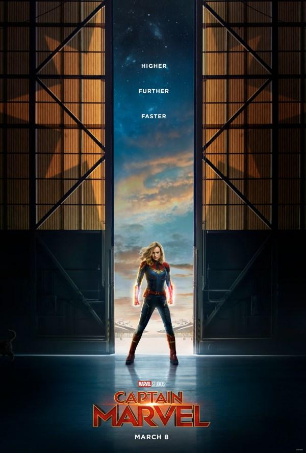 urutan film marvel - 21 - Captain Marvel