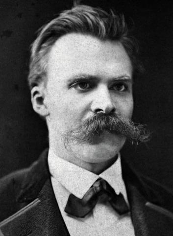 Friedrich Wilhelm Nietzsche (1844-1900)