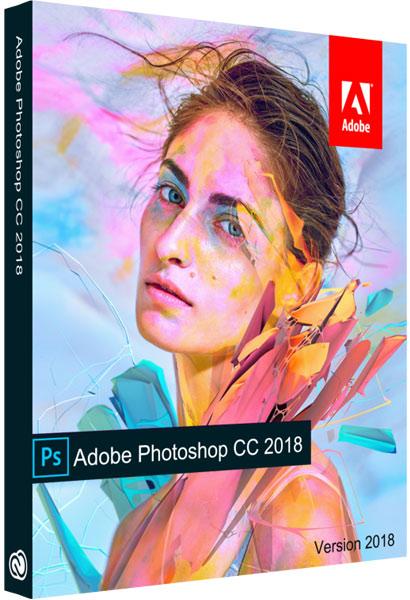 Adobe Photoshop CC 2018 (v19.0) x86-x64 RUS/ENG