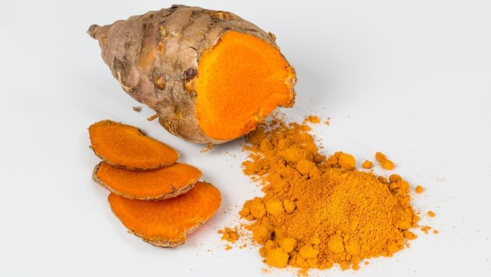 turmeric coughing cough