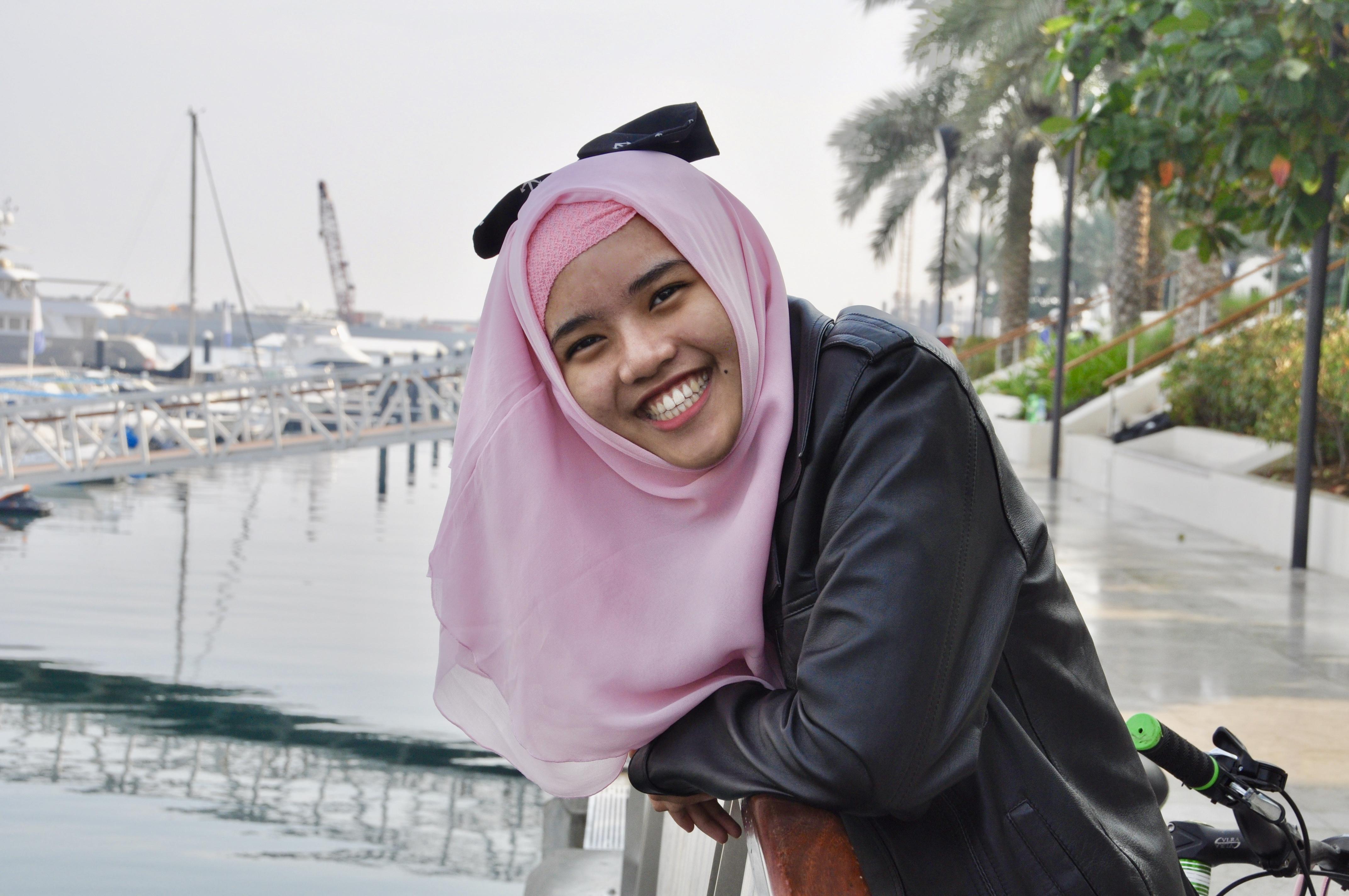 conchita isdiawan helloconchita hijab hijaber fashion style muslim muslimah